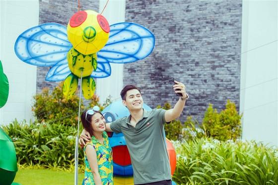 Hàng ngàn đèn lồng sẽ thắp sáng Sun World Danang Wonders suốt một tháng ảnh 5