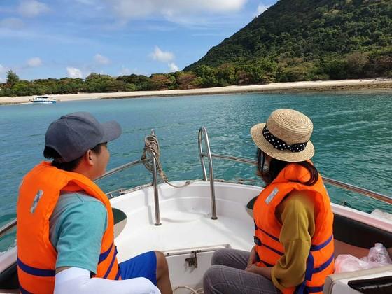 Lữ hành Saigontourist chào tour Côn Đảo bằng tàu cao tốc hiện đại ảnh 1