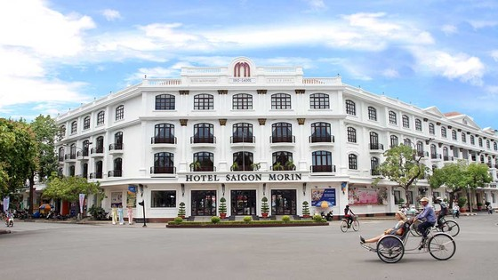 Saigon - Morin Huế khuyến mãi nhân sinh nhật lần thứ 118 ảnh 1