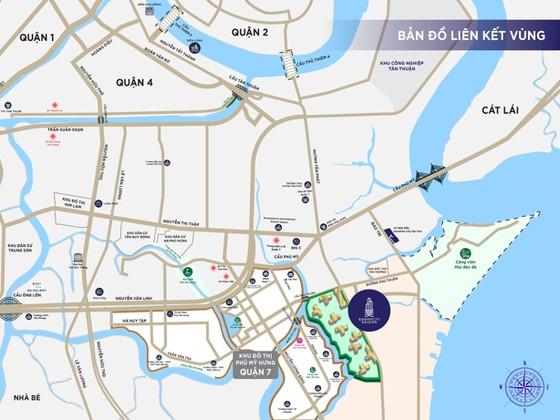 Khám phá sức hút khó cưỡng của căn hộ xanh – thông minh Sunshine City Sài Gòn ảnh 2