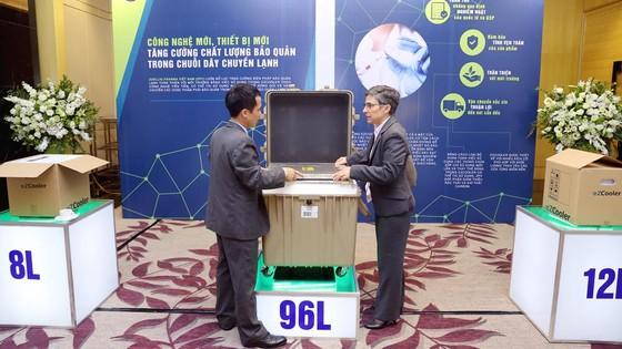 600.000 USD cải thiện công nghệ bảo quản vaccine tại Việt Nam ảnh 2