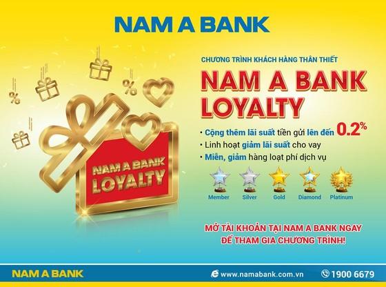 Nhiều đặc quyền từ chương trình khách hàng thân thiết Nam A Bank Loyalty ảnh 1