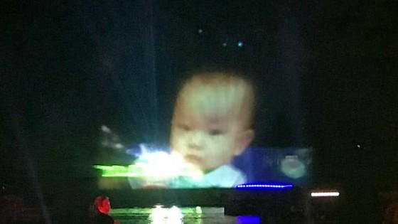 """""""Đầm Sen by night"""" và màn hình nước 3D khổng lồ ảnh 7"""