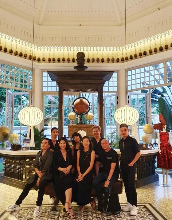 Nhiều sao Việt hội tụ tại JW Marriott Phu Quoc Emerald Bay ảnh 1