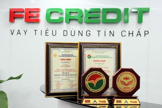 FE CREDIT lọt vào Top 10 Hàng Việt tốt vì quyền lợi người tiêu dùng 2019 ảnh 1