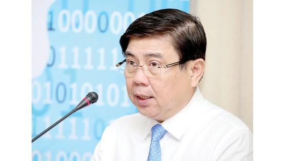 Chủ tịch UBND TPHCM Nguyễn Thành Phong: AI là cơ hội thúc đẩy thành phố phát triển ảnh 1