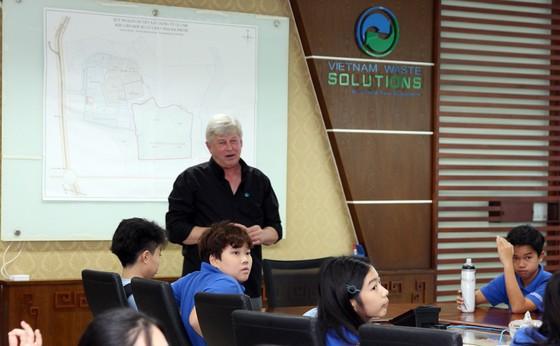 Học sinh trường Quốc tế Nam Sài Gòn  tham quan VWS ảnh 5