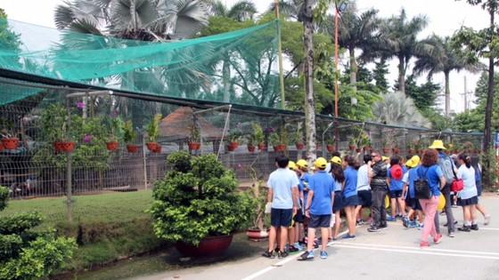 Học sinh trường Quốc tế Nam Sài Gòn  tham quan VWS ảnh 4