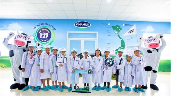 70.000 trẻ em Vĩnh Long được tiếp cận chương trình Sữa học đường  ảnh 1