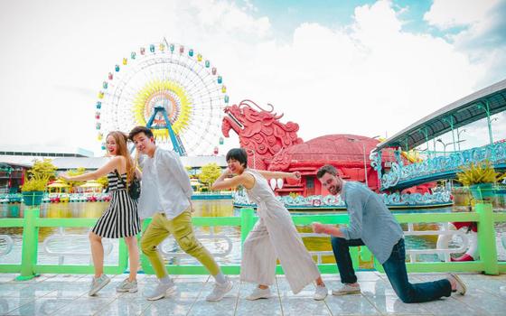 Lễ hội Bonsai & Suiseki châu Á - Thái Bình Dương tại Suối Tiên   ảnh 1