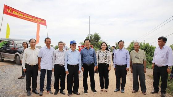 Khánh thành cầu từ thiện tại các xã nghèo tỉnh Long An ảnh 1