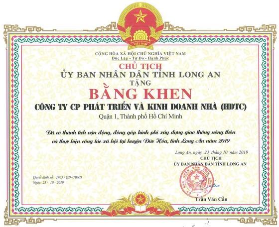 Khánh thành cầu từ thiện tại các xã nghèo tỉnh Long An ảnh 3