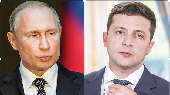 Tín hiệu lạc quan từ quan hệ Nga - Ukraine ảnh 1