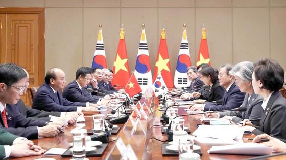 Đưa kim ngạch thương mại Việt Nam - Hàn Quốc lên 100 tỷ USD ảnh 1