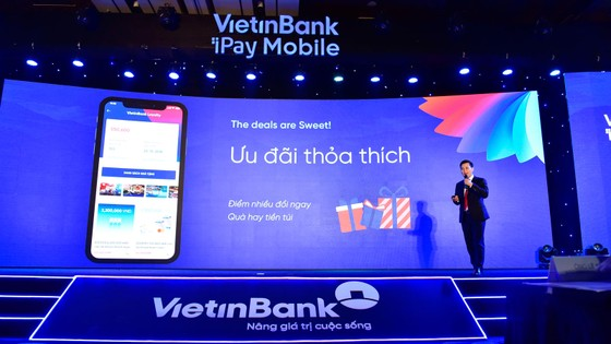 Tận hưởng cuộc sống số cùng VietinBank iPay Mobile phiên bản 5.0 ảnh 1