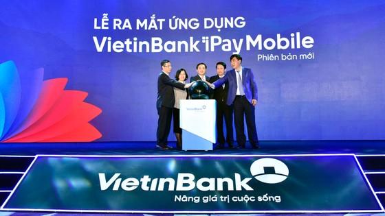 Tận hưởng cuộc sống số cùng VietinBank iPay Mobile phiên bản 5.0 ảnh 2