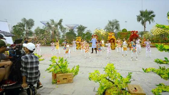 Dương Triệu Vũ bật mí hậu trường MV Tết với bối cảnh hoành tráng và thời gian thực hiện kỷ lục ảnh 1