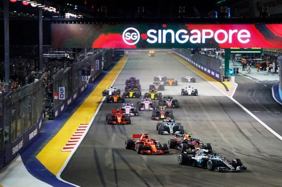 Sự thay đổi 'công thức' của F1 qua thời gian ảnh 2