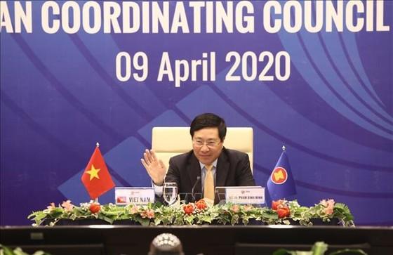 Hợp tác ASEAN đẩy lùi Covid-19: Đoàn kết là sức mạnh ảnh 1