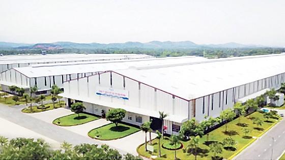 Sơmi rơmoóc của Thaco xuất khẩu sang thị trường Mỹ ảnh 1
