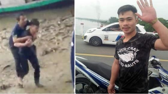 Nam sinh viên Lào cứu sống người bị ngã xuống sông ảnh 1