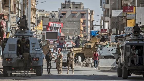 Ai Cập: 18 phần tử khủng bố bị tiêu diệt ảnh 1
