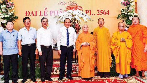 Mừng lễ Phật đản Phật lịch 2564 ảnh 1