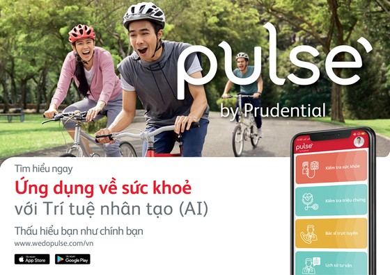 Prudential Việt Nam ra mắt ứng dụng chăm sóc sức khỏe: Pulse by Prudential ảnh 1