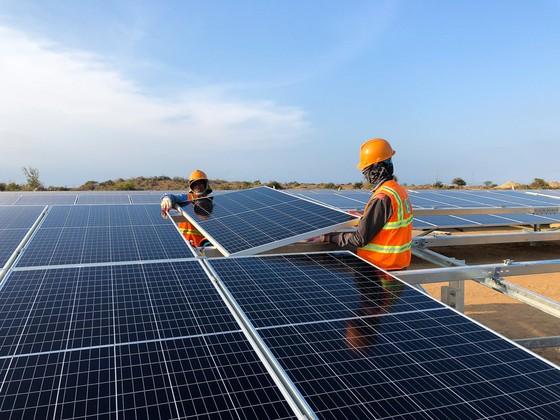 T&T Group khánh thành Nhà máy điện mặt trời Phước Ninh ảnh 1