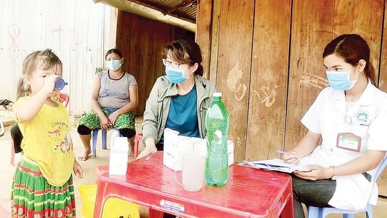Nỗ lực khống chế dịch bạch hầu tại Đắk Nông ảnh 1