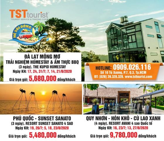 TST Tourist năm thứ 14 liên tiếp đón nhận giải thưởng 'Thương hiệu Việt yêu thích nhất 2020'  & 'Thương hiệu Vàng' ảnh 1
