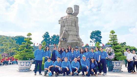 Công ty XSKT TPHCM tổ chức các hoạt động kỷ niệm Ngày Thương binh - Liệt sĩ 27-7 ảnh 4
