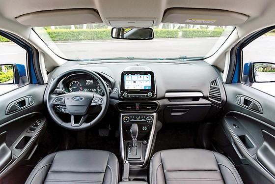 Ford EcoSport mới - Đa năng, tiện nghi hơn với những nâng cấp đáng kể trong công nghệ và thiết kế ảnh 3