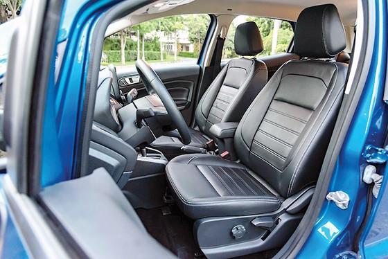 Ford EcoSport mới - Đa năng, tiện nghi hơn với những nâng cấp đáng kể trong công nghệ và thiết kế ảnh 2