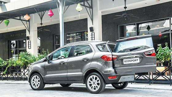Ford EcoSport mới - Đa năng, tiện nghi hơn với những nâng cấp đáng kể trong công nghệ và thiết kế ảnh 4