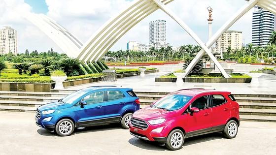Ford EcoSport mới - Đa năng, tiện nghi hơn với những nâng cấp đáng kể trong công nghệ và thiết kế ảnh 1