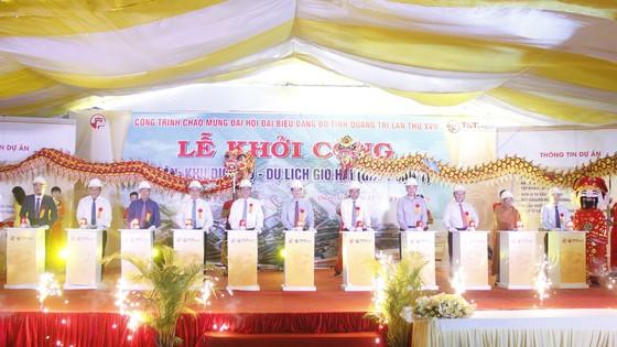 T&T Group khởi công dự án Khu dịch vụ - du lịch gần 4.500 tỷ tại Quảng Trị ảnh 1