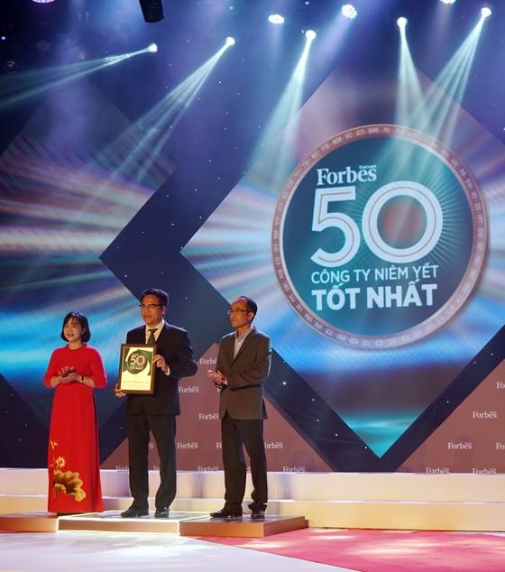 PV GAS lần thứ 8 liên tiếp nhận Vinh danh của Forbes 'Top 50 công ty niêm yết tốt nhất Việt Nam năm 2019' ảnh 2