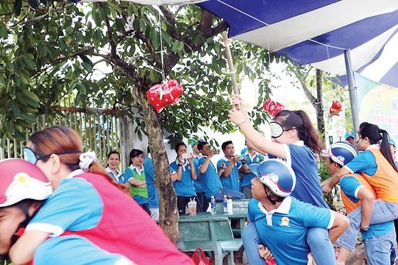 Hội thao chào mừng 90 năm Ngày thành lập Hội Liên hiệp phụ nữ Việt Nam và 42 năm Ngày thành lập Công ty XSKT thành phố Hồ Chí Minh ảnh 2
