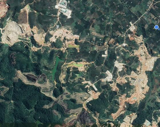 Mặt trái khai thác khoáng sản ở Tây Nguyên - Bài 2: Núi đồi nham nhở, sông sạt lở ảnh 4