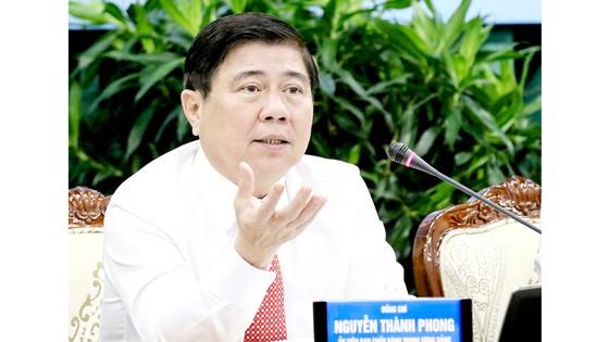 Chủ tịch UBND TPHCM Nguyễn Thành Phong: Trí tuệ nhân tạo - Động lực mới để phát triển thành phố ảnh 1