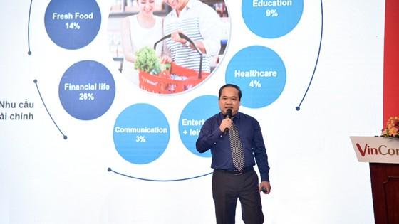 VinCommerce tổ chức hội nghị đối tác, công bố chiến lược phát triển giai đoạn 2021 - 2025 ảnh 3