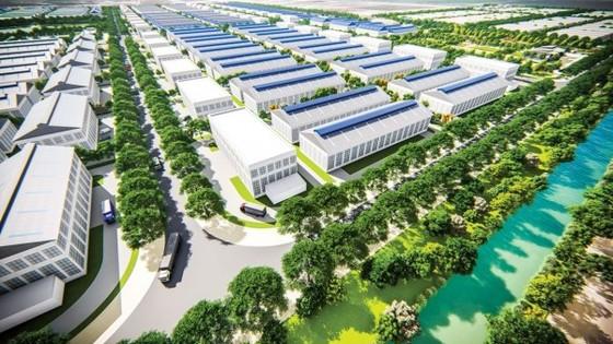 Long An: Cụm, khu công nghiệp phát triển mạnh mẽ, BĐS đón đầu hưởng lợi ảnh 1