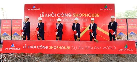 Shophouse Gem Sky World Long Thành thu hút mạnh khách hàng dịp cuối năm ảnh 1