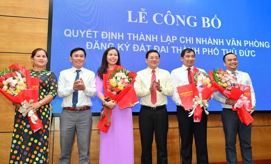 Thành lập Chi nhánh Văn phòng Đăng ký Đất đai TP Thủ Đức ảnh 2