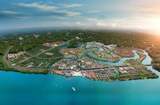 Du ngoạn sông Sài gòn, trải nghiệm biệt thự mẫu đảo Phượng Hoàng ảnh 3