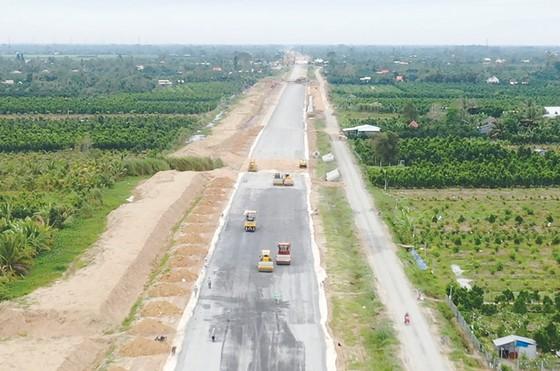 Cao tốc Trung Lương - Mỹ Thuận: Hẹn đến... cuối năm ảnh 1