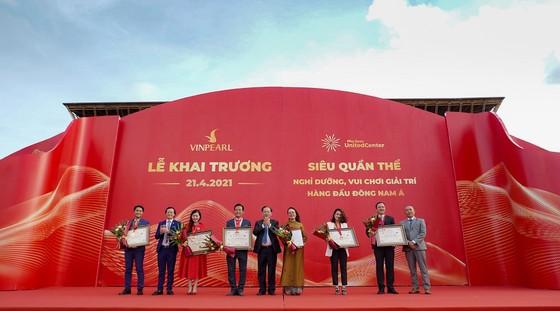Vingroup khai trương Siêu quần thể nghỉ dưỡng, vui chơi, giải trí hàng đầu Đông Nam Á - Phú Quốc United Center ảnh 1