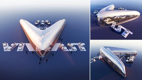 Kết quả cuộc thi thiết kế Showroom VinFast toàn cầu 2021 ảnh 1