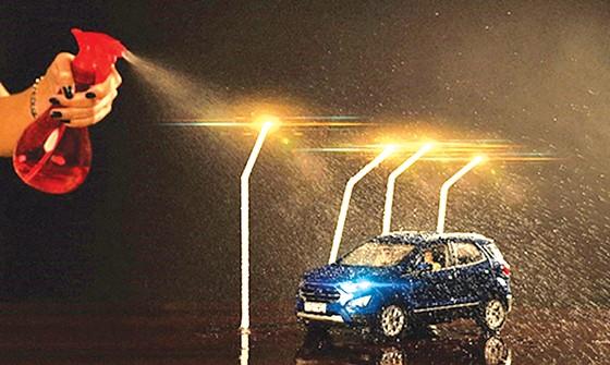 """Tái hiện Ford EcoSport thời dịch Covid-19 dưới ống kính của NAG Lân """"Xe Lăn"""" ảnh 1"""